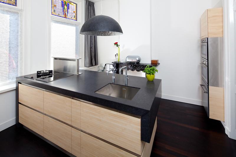Bamboe Vloer Utrecht : Keukens kalander meubelmakerij voor meubels op maat in utrecht