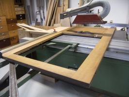 3 Cutting Cabinet