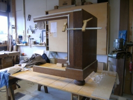 A Cutting Cabinet